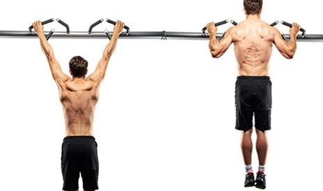 7 métodos para mejorar las dominadas